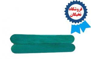 چوب بستنی سبز
